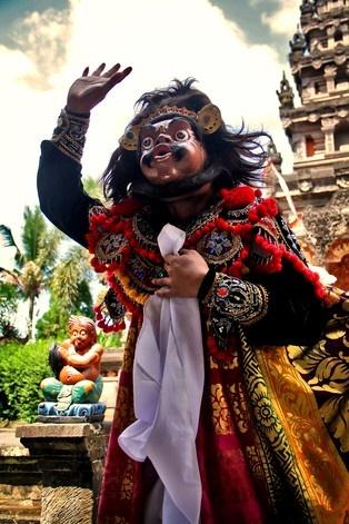 Bali's Dance Traditional