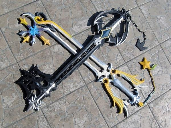Oathkeeper And Oblivion Lt3 I Love This Kingdom Hearts T