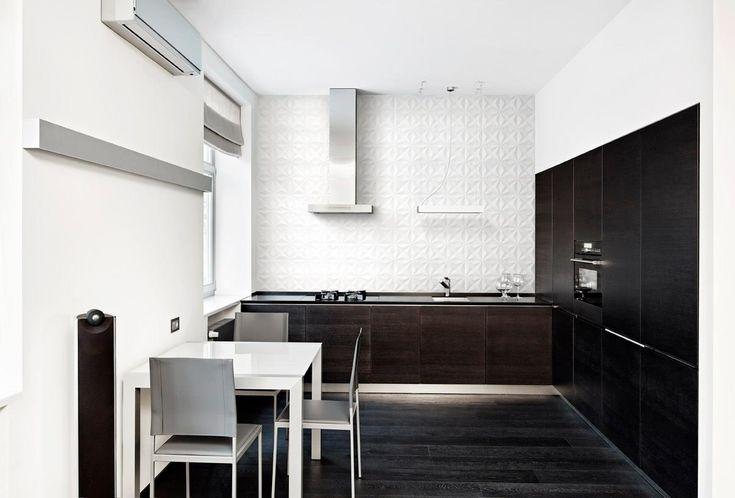 """Haaveissa helppo ja tyylikäs ratkaisu keittiön välitilaan kaakeleiden sijaan? Suomalainen Wall+ herätti jo vuosi sitten mielenkiintoni, kun etsimme vaihtoehtoa, jolla korvata helposti persikan väriset """"ysärikaakelit"""" keittiössämme.  Suomalainen Yeseco on taasen tuonut markkinoi"""