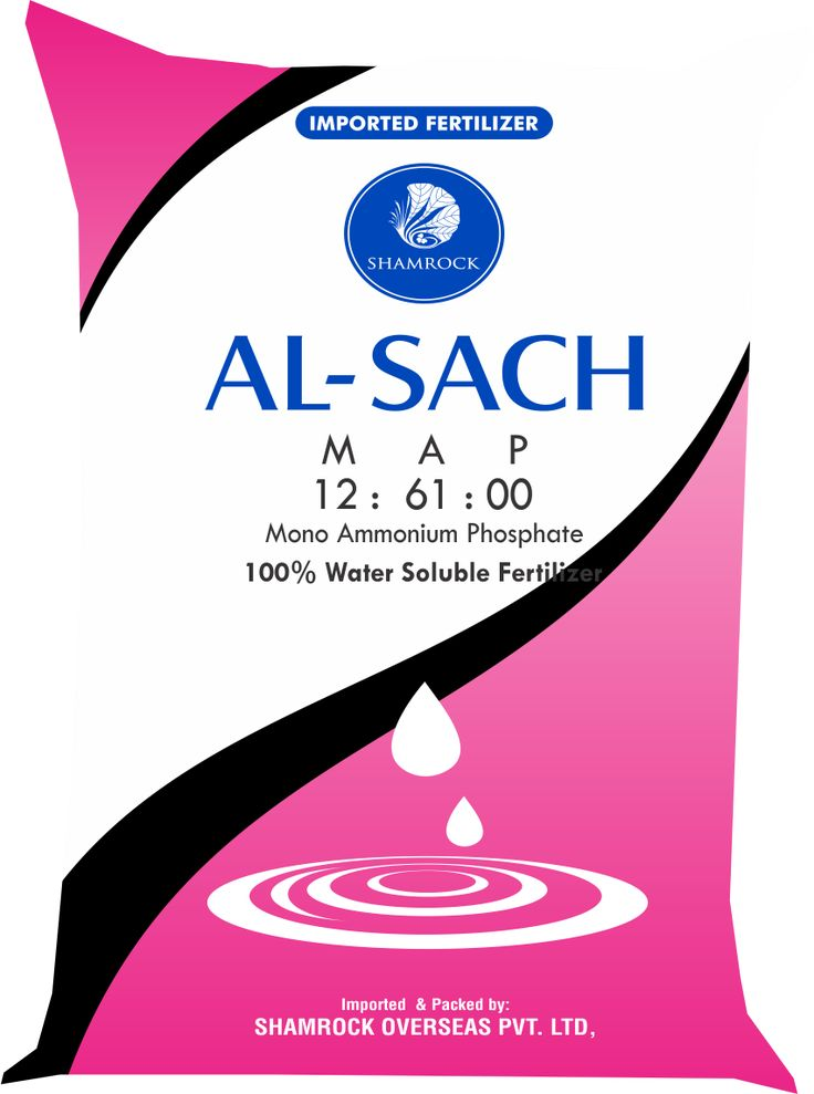 Brand Name: AL-SACH Composition: MAP: 12:61:00 Chemical Name: Mono Ammonium Phosphate 100% Water Soluble NPK Fertilizer (Fully soluble in water and Free flow Material)