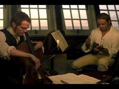Boccherini- (Master and Commander) - YouTube