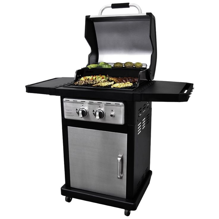 Full Review Of The Dyna Glow Black U0026 Stainless Gas Grill.