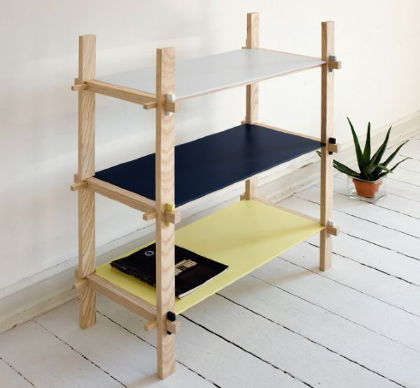 Kile Is A Practical, Easy To Assemble Furniture System That Can Be Built