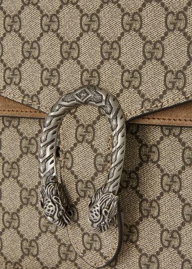 Gucci Dionysus medium GG shoulder bag - Harvey Nichols