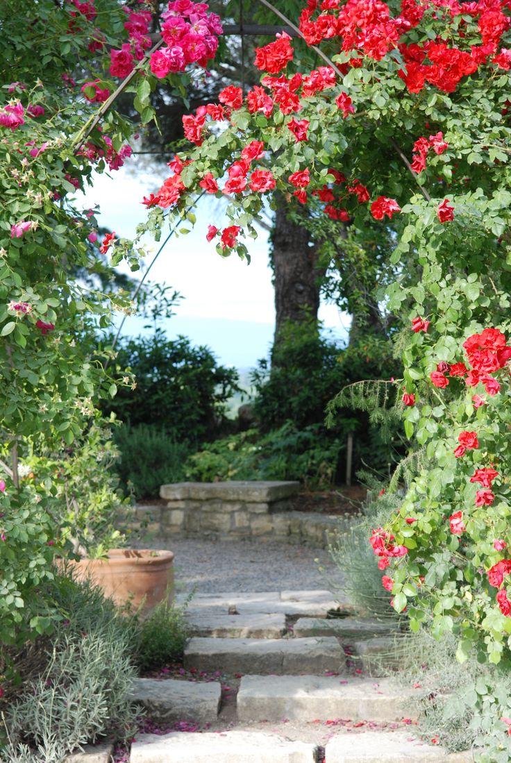 Privatemosaicgarden Garden In Avignon France