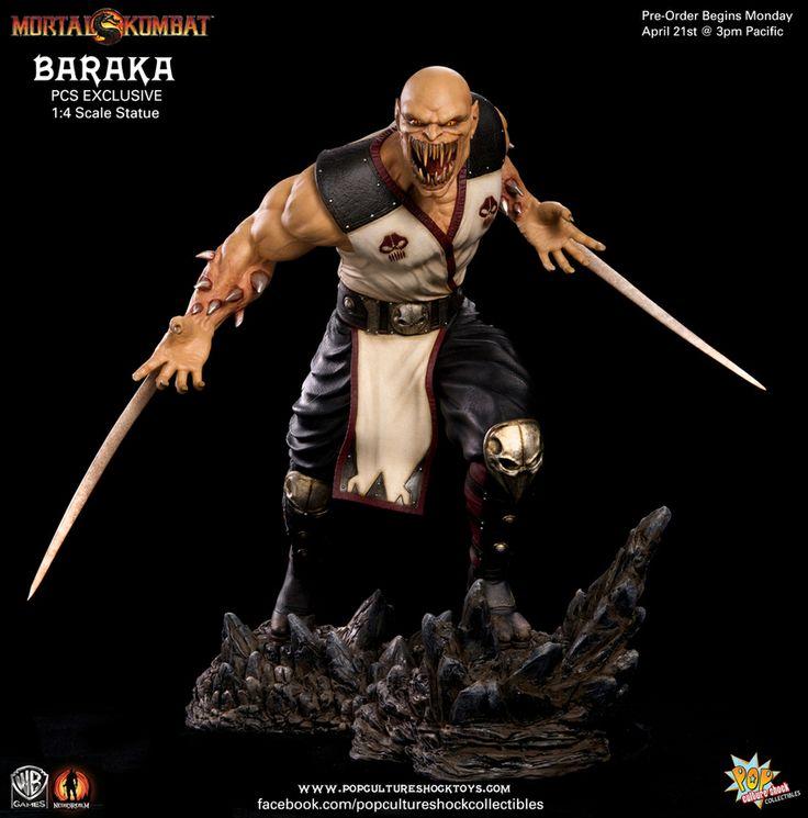 Baraka - Mortal Kombat 9.