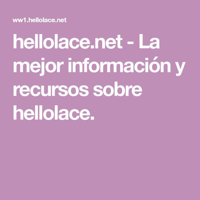 hellolace.net-La mejor información y recursos sobre hellolace.