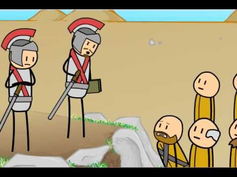 Spartacus (Cyanide and Happiness Short Movie) - YouTube