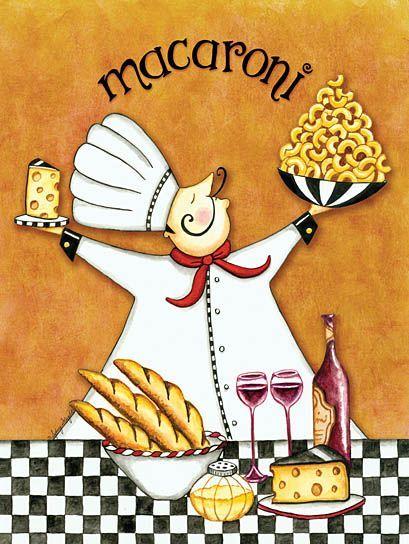 Chef Macaroni