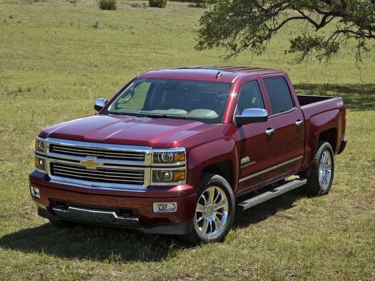 First big purchase once im hired, a 2015 burgundy Chevrolet Silverado truck