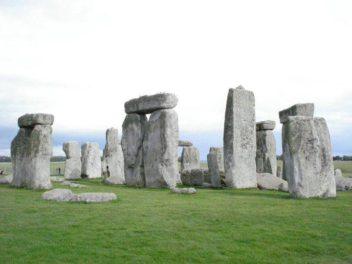 Wiltshire, UK 2010: Stone Henge.