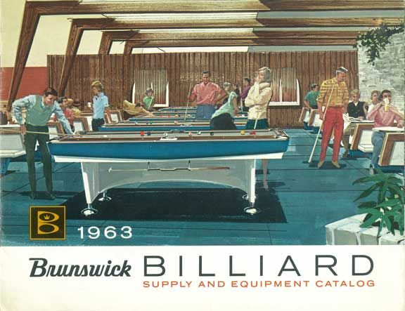 vintage pool hall | Classic Billiards - Antique Pool Tables & Antique Pool Table Parts ...