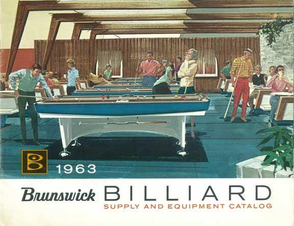 vintage pool hall | Classic Billiards - Antique Pool Tables & Antique Pool Table Parts ...
