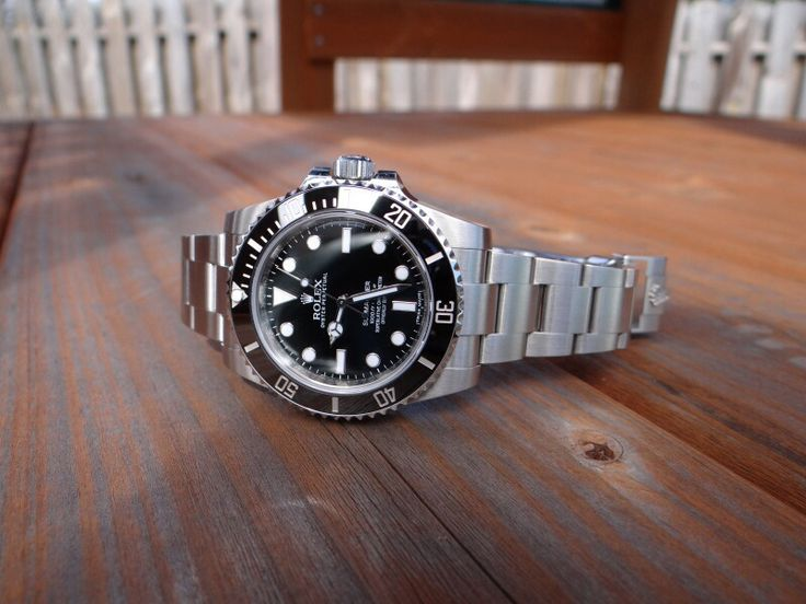 Rolex no date submariner sub 114060