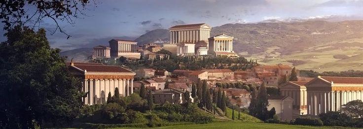 Római Birodalom - Kezdőlap