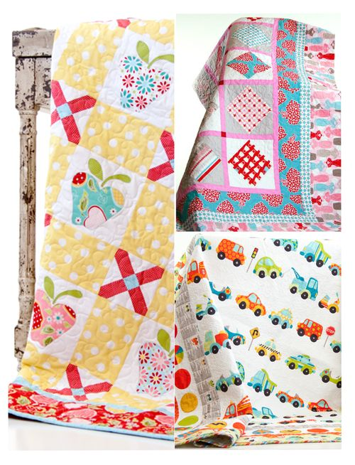 Riley Blake Designs - Web Page for Fabric