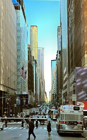 Madison Avenue, New York City