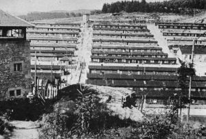 Flossenburg Concentration Camp, where Canaris was executed shortly before the camp was liberated.