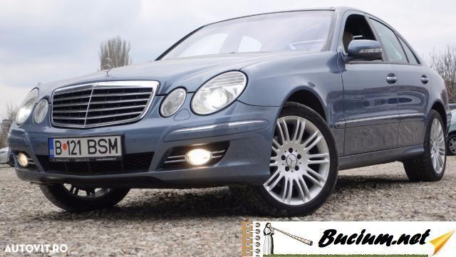 Mercedes Benz e 350