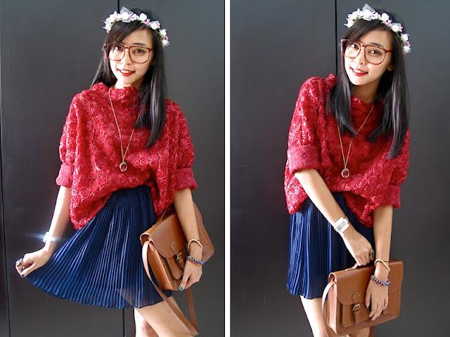 fashion blog adelle veronica