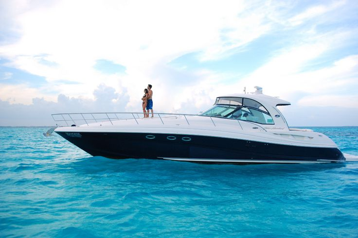 Spend a Luxurious Day on a Yacht in Cancun: Attractions Article by 10Best.com