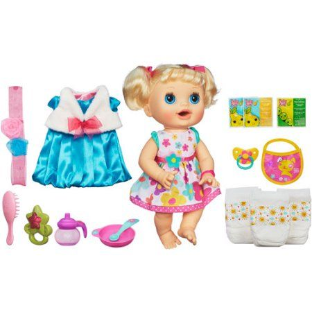 Baby Alive Real Surprises Baby Doll Bonus Pack Interactive Baby Dolls Baby Doll Accessories Baby Alive Dolls