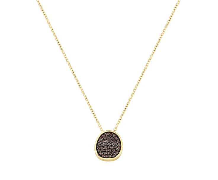 gold fashion necklace 14k