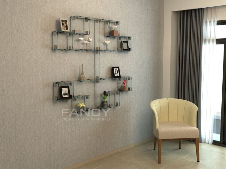 Our Meridian wall mounted glass shelf unit will add space to your living area without using space. This floating shelves blend designer elements with practical storage solutions. It will blend with any decor and make a great accent for virtually any room in your homes and offices. All glass pieces are made from tempered glass and safe for homes with children living in them. Please remember that all our products are available in different glass types. For more information just contact our…