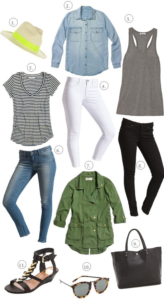 ask sarah: what are your closet staples? – A House in the Hills