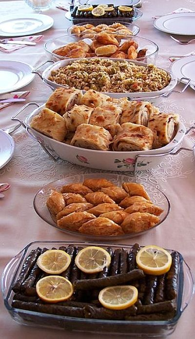 Turkish Food - Nutritional Information, Healthy Choices, Calories