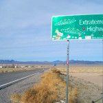 Πού βρίσκεται ο «Αυτοκινητόδρομος των εξωγήινων»;