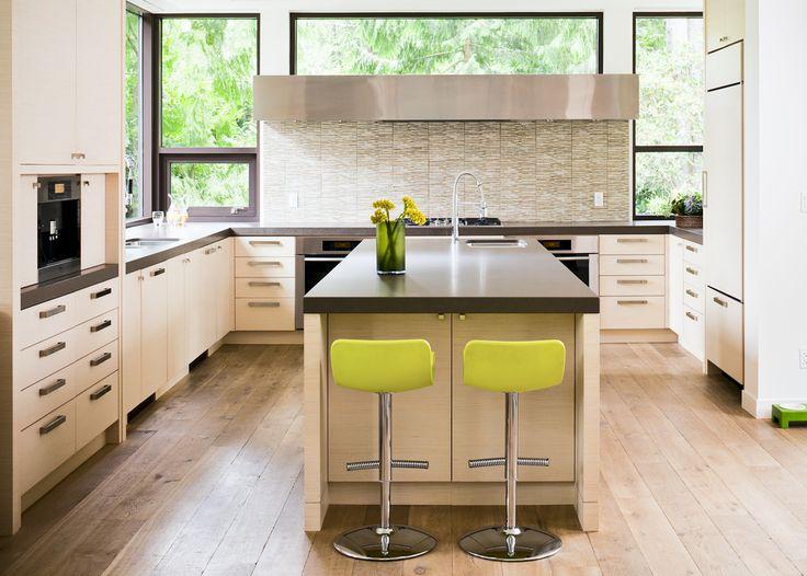 Картинки по запросу барный стул скамья в интерьере кухни