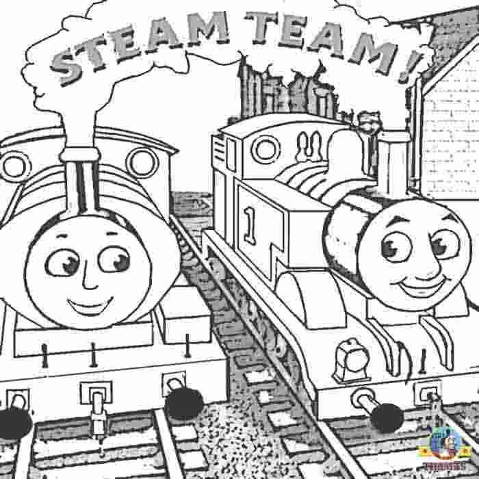 Thomas Train Free Coloring Pages Printable In 2020 Train Coloring Pages Free Coloring Pages Valentines Day Coloring Page
