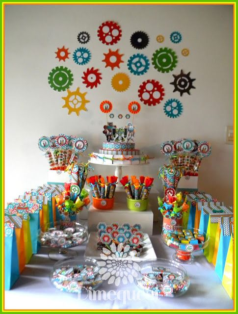 Southern Blue Celebrations Transformers Party Ideas Inspirations