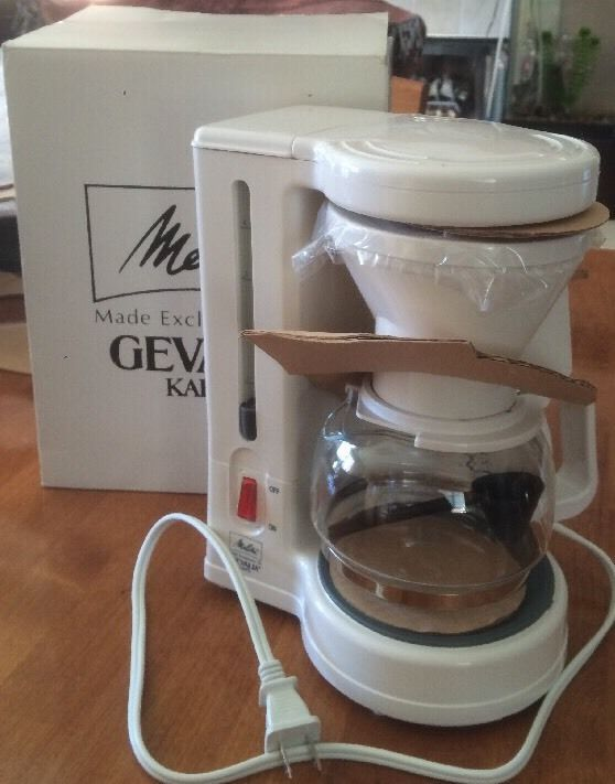 Gevalia Coffee Maker Models : 17 Best ideas about 4 Cup Coffee Maker on Pinterest Mr coffee maker, Coffee maker reviews and ...