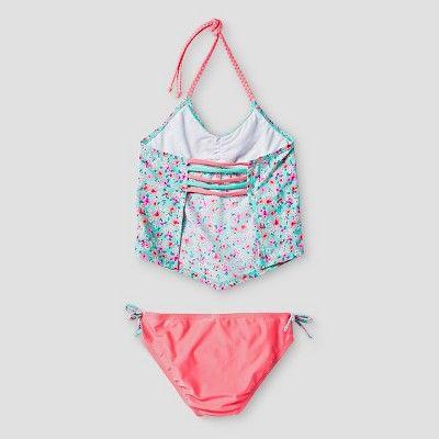 Tankini Sets Malibu Dream Girl 8, Size: 7, Multicolored