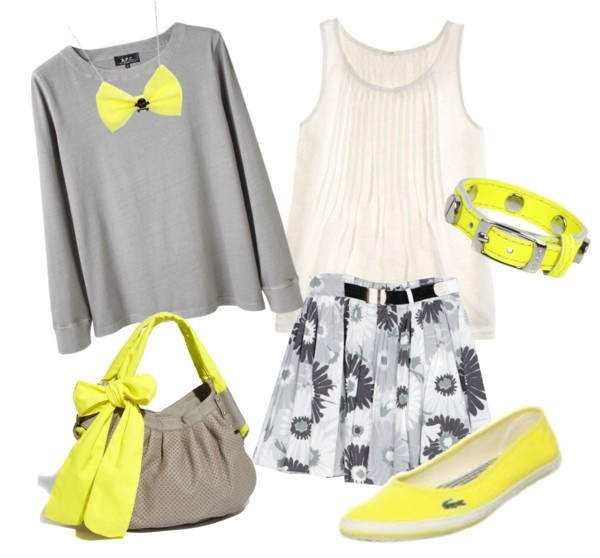 yellow pages, created by agtia on Polyvore: Agtia, Style, Yellow, Polyvore