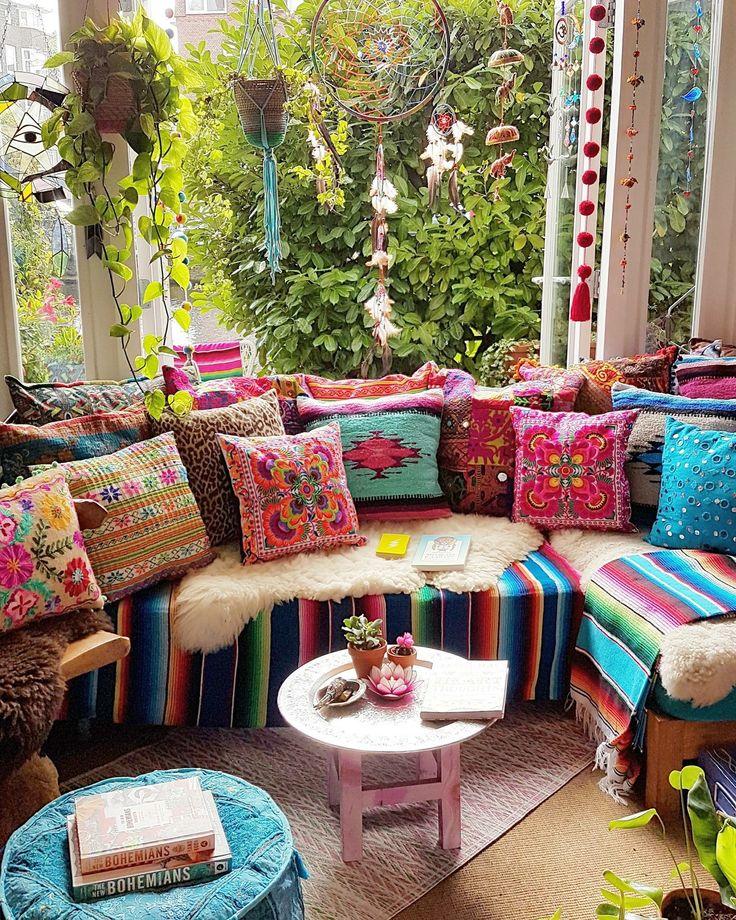 1828 best bohemian interior aesthetics images on pinterest for Living room 507