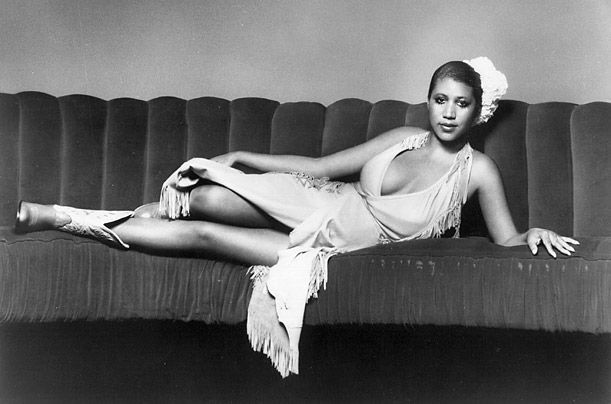 Aretha Franklin When She Was Young | Halle Berry, la future Aretha Franklin au cinéma, somptueuse lors des ...
