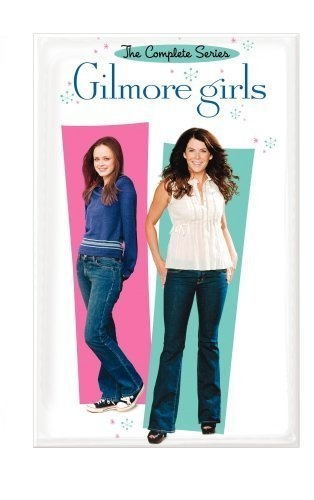 There should be a Gilmore Girls Anonymous for people who own this... I'd have to attend.