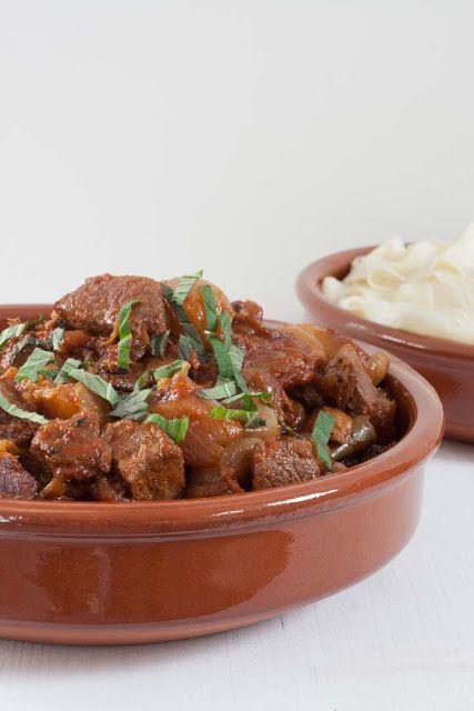 Griekse runder-uienstoofpot met sjalotjes | Huis, tuin en keukenvertier | Bloglovin'
