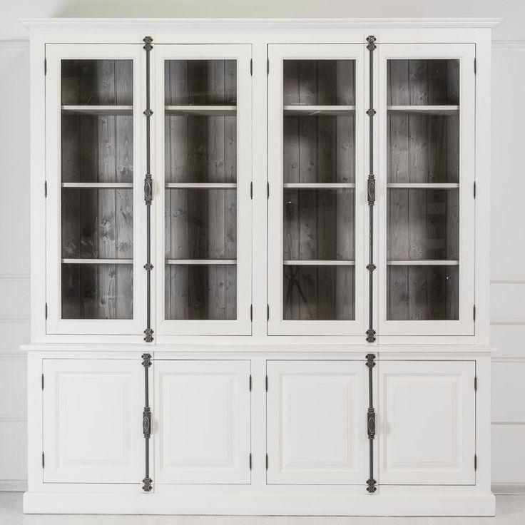 WINCHESTER COLLECTION шкаф для книг - Книжные шкафы, витрины, библиотеки - Гостиная и кабинет - Мебель по комнатам