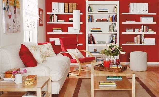 Apasiónate con la #decoración en rojo este San Valentín. IconsCorner