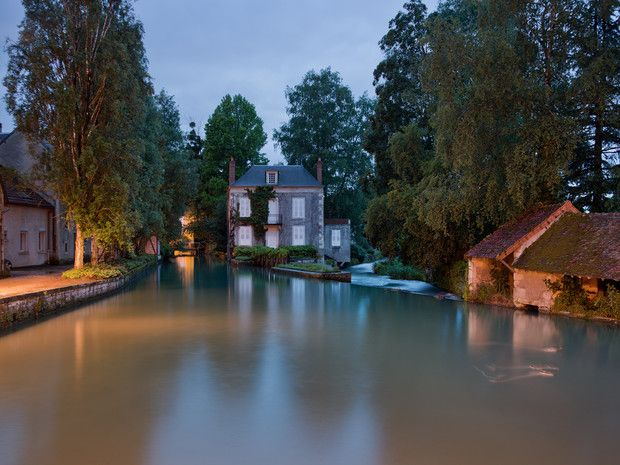 Moulin à Donzy