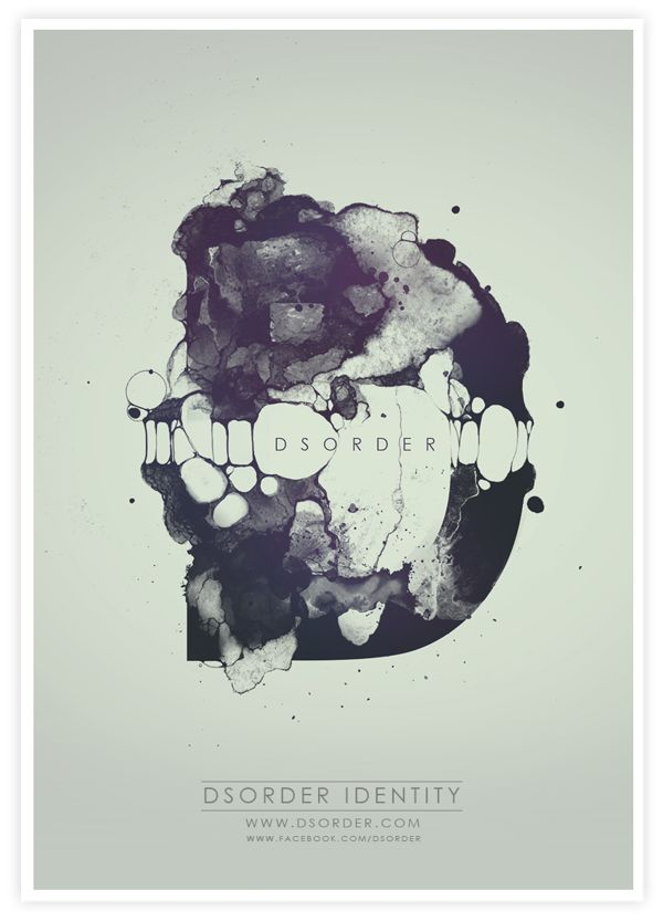 DSORDER IDENTITY on Behance www.lab333.com https://www.facebook.com/pages/LAB-STYLE/585086788169863 http://www.labs333style.com www.lablikes.tumblr.com www.pinterest.com/labstyle