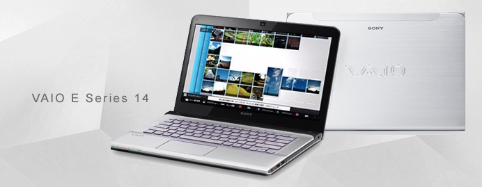 "VAIO E14 - 14"" Lifestyle & Fashion"