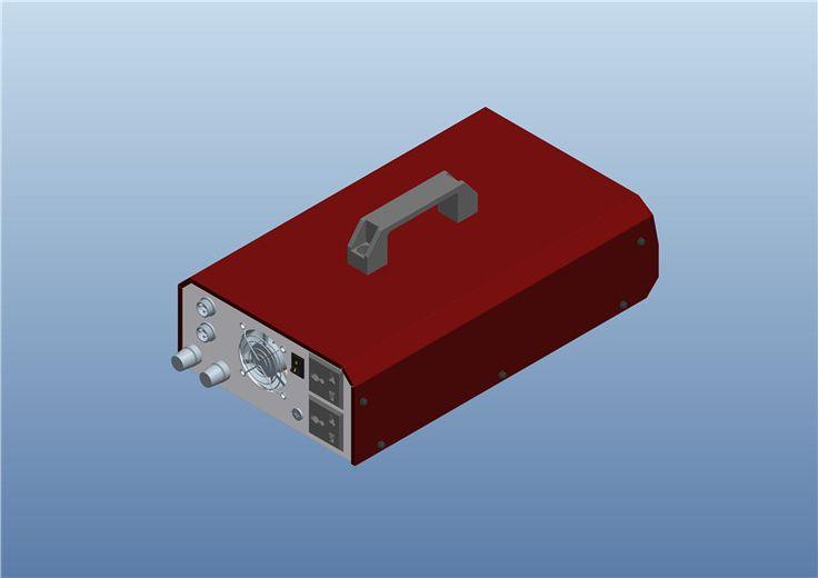 All in one solar inverter for home appliances UPS car charger battery backup inverter off grid inverter charger