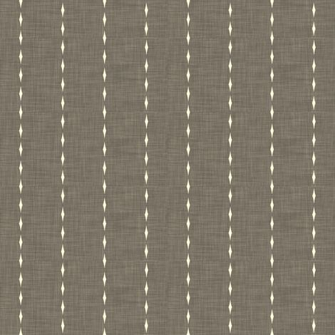 grey_and_white_diamond_linen fabric by holli_zollinger on Spoonflower - custom fabric