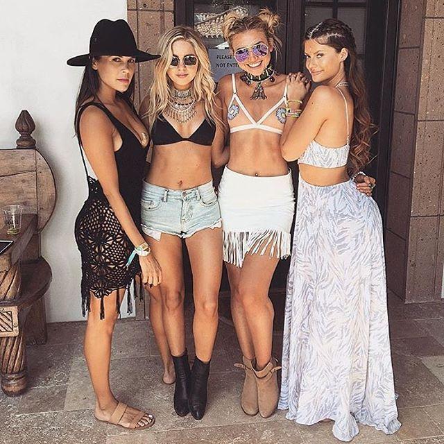 Coachella Babes
