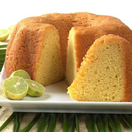 Tortuga Key Lime Rum Cake Recipe